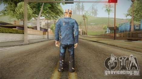 Friday The 13th - Jason v6 для GTA San Andreas третий скриншот