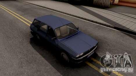 Renault 12 для GTA San Andreas вид справа
