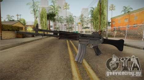 Daewoo K-2 Assault Rifle для GTA San Andreas