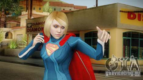 Injustice 2 - Supergirl для GTA San Andreas