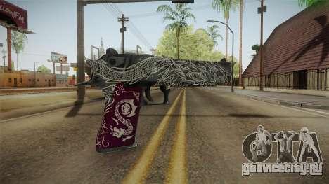 CS:GO - Desert Eagle Kumicho Dragon для GTA San Andreas второй скриншот