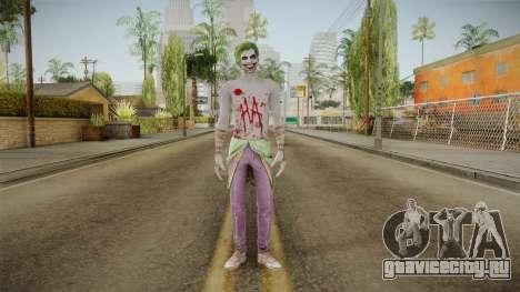 Injustice 2 - The Joker для GTA San Andreas второй скриншот