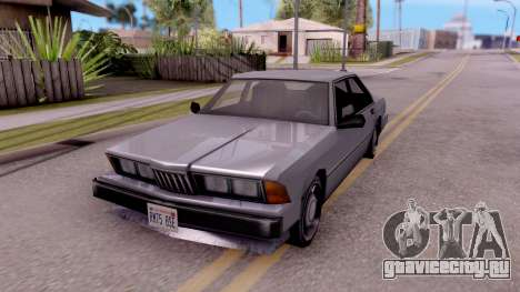 VCS Sentinel для GTA San Andreas