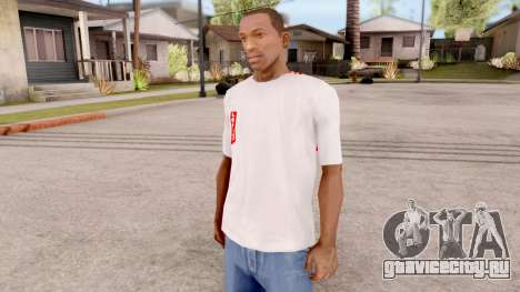 Levis T-shirt для GTA San Andreas