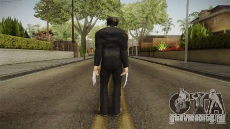 Logan Wolverine v2 для GTA San Andreas третий скриншот