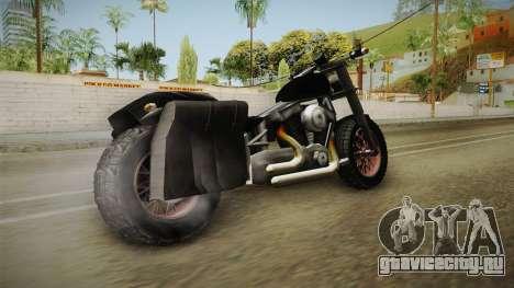 Freeway Adventure Custom v1 для GTA San Andreas вид слева
