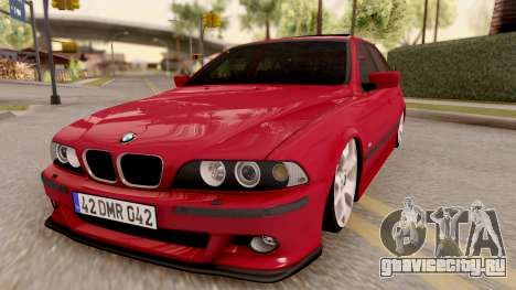 BMW M5 E39 MPOWER для GTA San Andreas