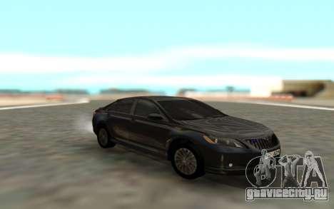 Toyota Camry Sport для GTA San Andreas