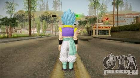 DBX2 - Gotenks SSJB для GTA San Andreas третий скриншот