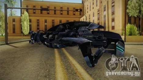 Geth Code Destroyer для GTA San Andreas второй скриншот