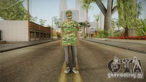 GTA Online: Random 8 для GTA San Andreas второй скриншот