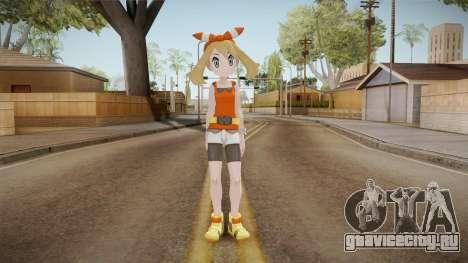 Pokémon ORAS - May для GTA San Andreas второй скриншот