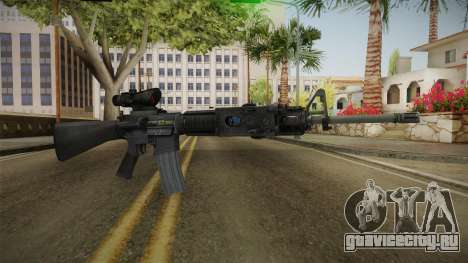 M16A4 ACOG для GTA San Andreas