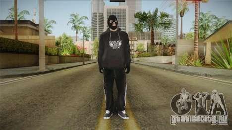 Whetstone Forasteros Skin 8 для GTA San Andreas второй скриншот