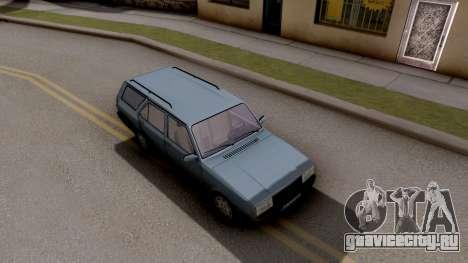 Tofas Kartal SLX для GTA San Andreas вид справа