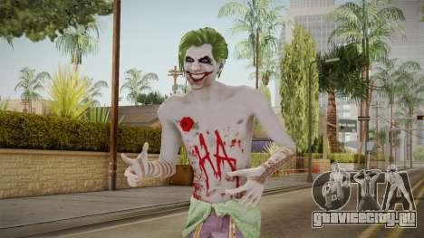 Injustice 2 - The Joker для GTA San Andreas