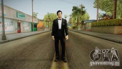 Mafia 2 Vito On Tuxedo Black для GTA San Andreas второй скриншот