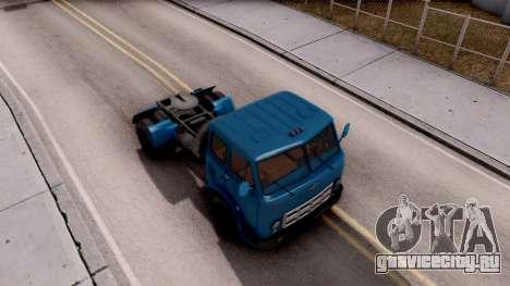 МАЗ 504 для GTA San Andreas вид справа
