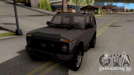 Lada Niva Urban V2 Stock для GTA San Andreas