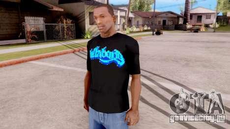 Billabong T-shirt v2 для GTA San Andreas
