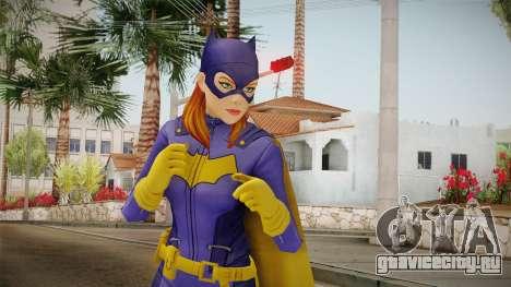DC Legends - Batgirl для GTA San Andreas