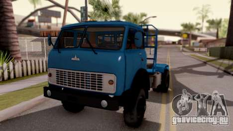 МАЗ 509А Лесовоз для GTA San Andreas