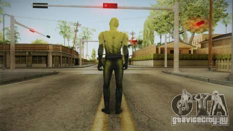 The Flash TV - Reverse Flash v1 для GTA San Andreas третий скриншот