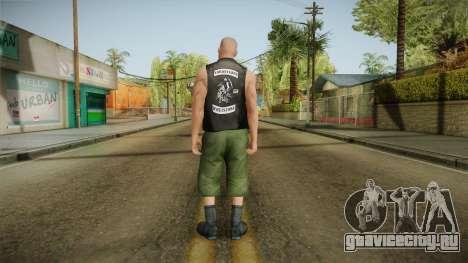 Whetstone Forasteros Skin 5 для GTA San Andreas третий скриншот