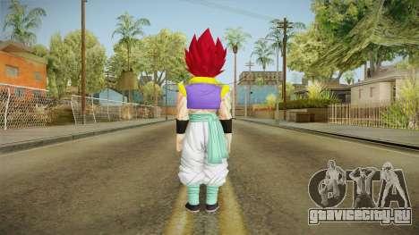 DBX2 - Gotenks SSG для GTA San Andreas третий скриншот