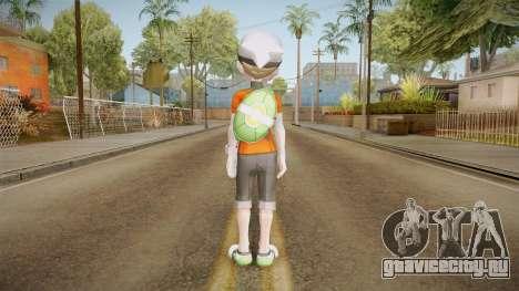 Pokémon ORAS - Brendan для GTA San Andreas третий скриншот