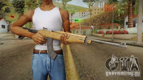 M2A1 New Stock and Magazine для GTA San Andreas