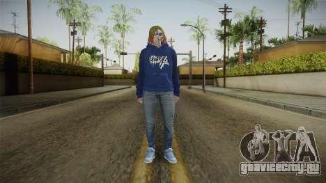 GTA Online: Random Female Skin для GTA San Andreas второй скриншот