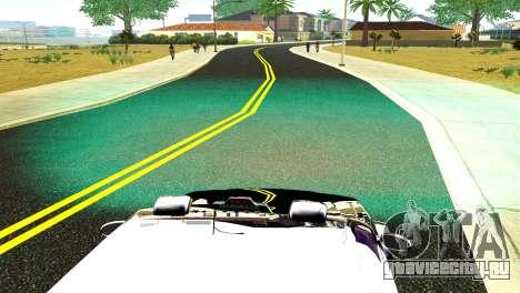 HID KIT BI-XENON H4 6000K для GTA San Andreas четвёртый скриншот