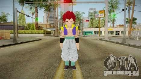 DBX2 - Gotenks SSG для GTA San Andreas второй скриншот