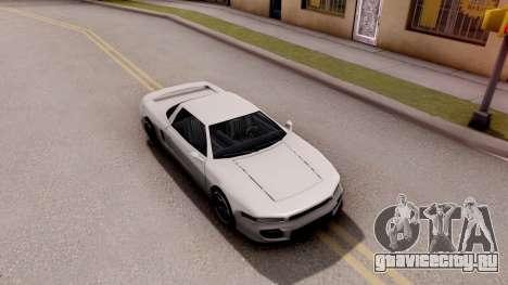 BlueRay's Infernus 911 для GTA San Andreas вид справа