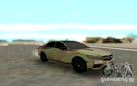 Brabus S63 для GTA San Andreas