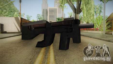 Driver: PL - Weapon 4 для GTA San Andreas