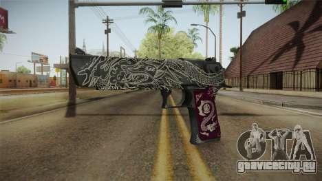 CS:GO - Desert Eagle Kumicho Dragon для GTA San Andreas