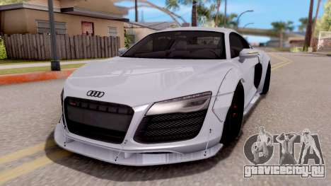 Audi R8 V10 Plus LB Performance для GTA San Andreas