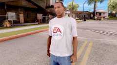 Футболка EA Sports UFC для GTA San Andreas