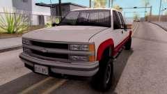 Chevrolet K3500 Silverado Crew Cab 1994 для GTA San Andreas