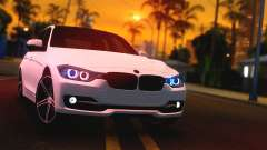 BMW F30 335i Light Tuning для GTA San Andreas