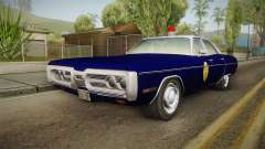 Plymouth Fury 1969 Kansas State Police