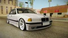 BMW 3 Series E36 1992 Sedan