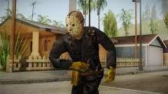 Friday The 13th - Jason v3 для GTA San Andreas