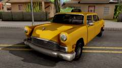 Cabbie New Texture