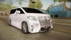 Toyota Alphard 3.5G 2015 v2