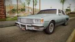 Chevrolet Caprice 1985 Stock