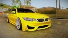 BMW M4 F82 Stance