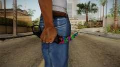 MistakeArt Karambit для GTA San Andreas